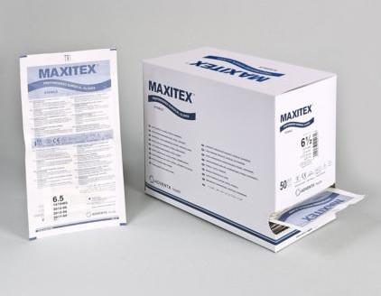 Kirurgiako latex eskularruak - Maxitex