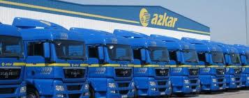 Empresa d etransporte Azkar